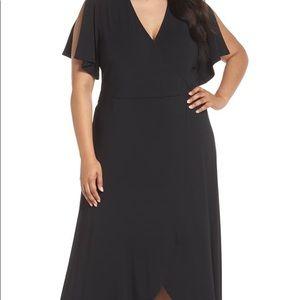 Tart Nolan Maxi Dress: Size 2X: Black